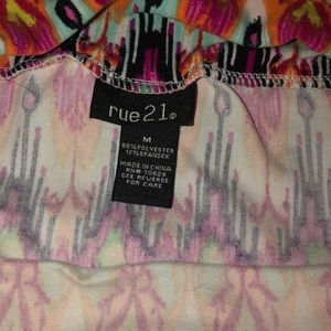 Rue21 Skirts - Patterned Maxi Skirt